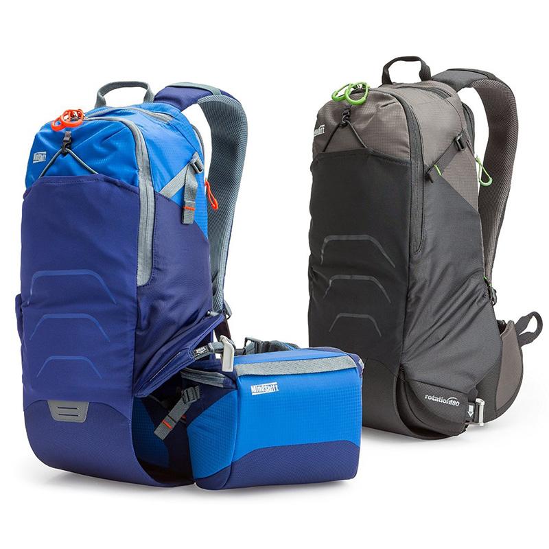 ◎相機專家◎ Mindshift 曼德士 R180休閒旅遊攝影背包 MS230 (炭灰) 彩宣公司貨