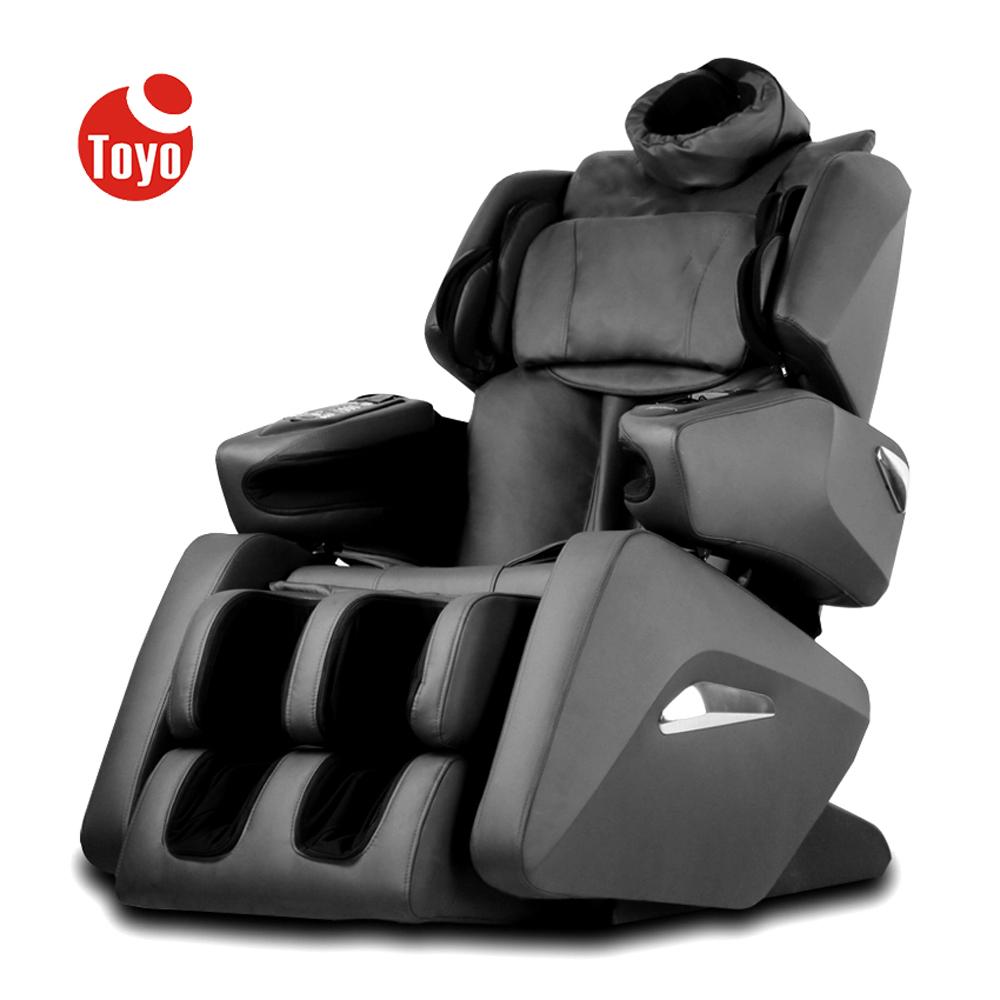 台同健康活力館|TOYO 3D零重力 全方位頂級舒壓按摩椅|仿真人拉筋伸展、頭部按摩