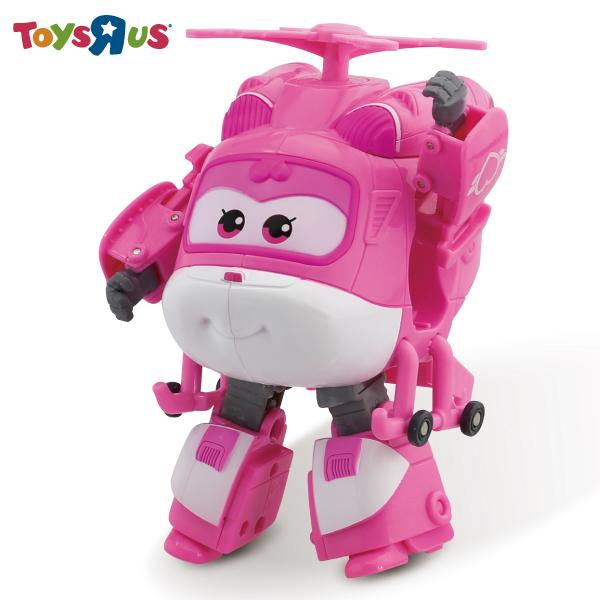 玩具反斗城 Super Wings 變形 蒂蒂
