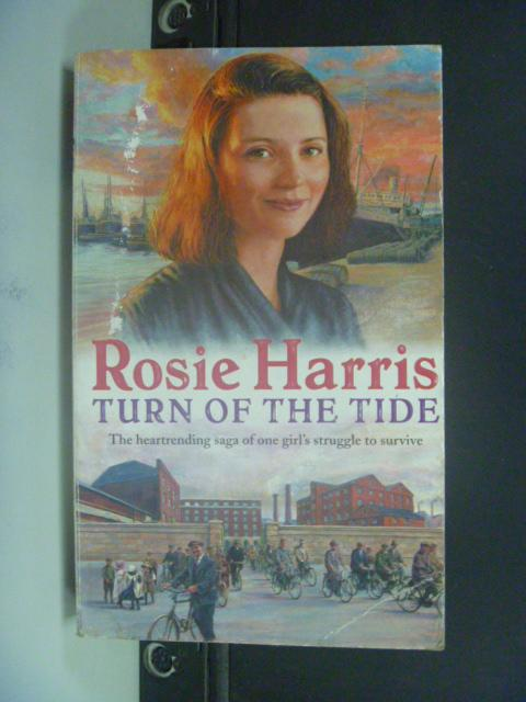 【書寶二手書T7/原文小說_KOM】Turn of the Tide_Harris, Rosie