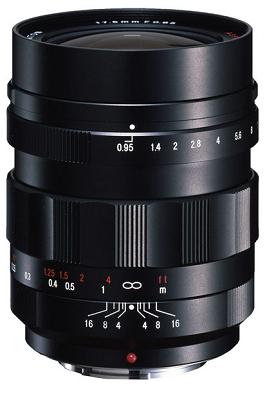 福倫達專賣店:Voigtlander Nokton 17mm/F0.95 for MFT (EP1,GF2,GF3,AF100)五月上市(總代理義文公司貨)
