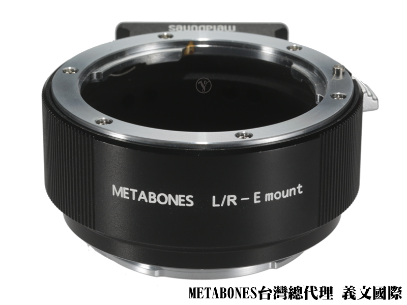Metabones接環專賣店:Leica R轉NEX接環 II  總代理公司貨