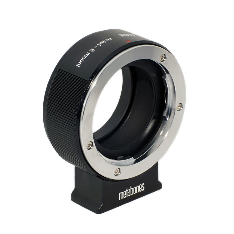 Metabones轉接環專賣店: Rollei- Sony Nex 轉接環(總代理義文公司貨)