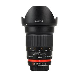 Samyang 鏡頭專賣店: 35mm/F1.4 UMC (For Sony AF, EP1, GF1)義文公司貨