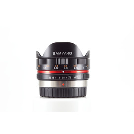 Samyang 7.5mm 1:3.5 UMC Fish-eye MFT