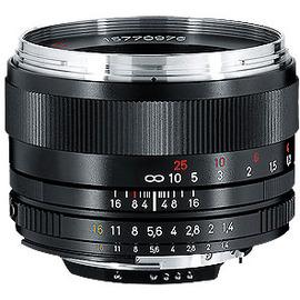 福倫達專賣店:Zeiss Distagon T* 50mm/F1.4 ZF.2 for Nikon 總代理公司貨(現貨)
