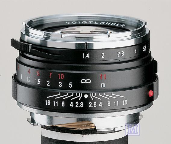 福倫達 Voigtlander Nokton Classic 40mm/F1.4 SC (Leica,M6,M7,M8,M9,Bessa,R2M,R3M,R4M,R2A,R3A,R4A)