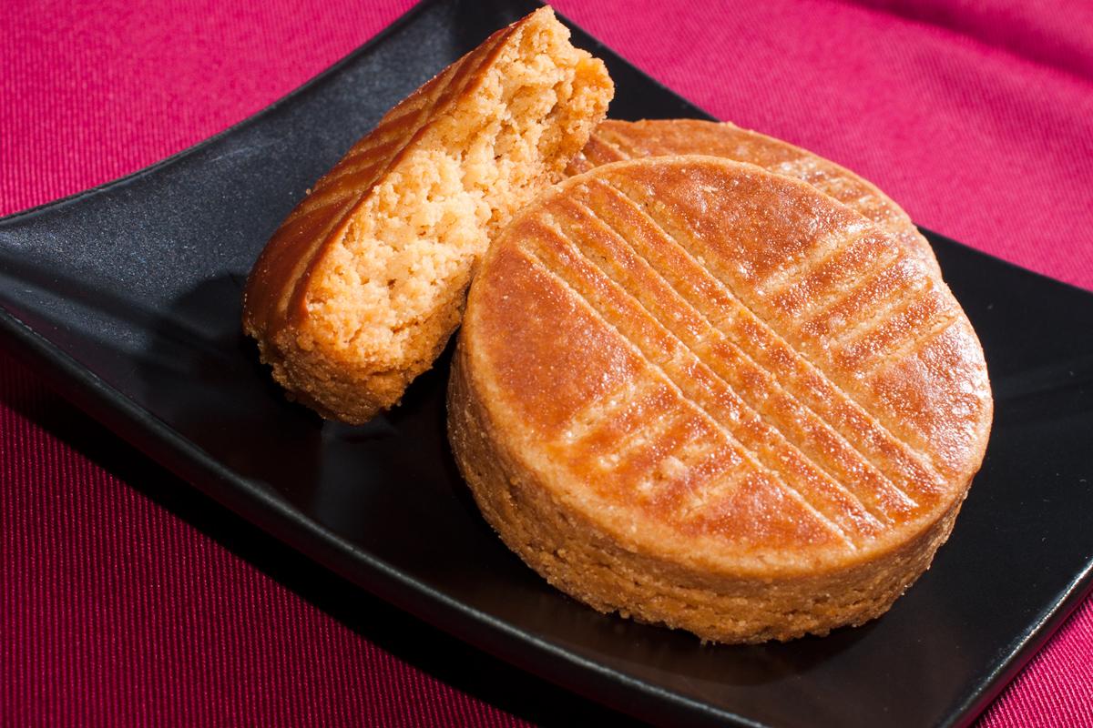 蘋果日報推薦 [免運環保組]布列塔尼酥餅2包免運 【團購爆紅零食】- 蒔未法式鄉村甜點系列 金磚酥餅