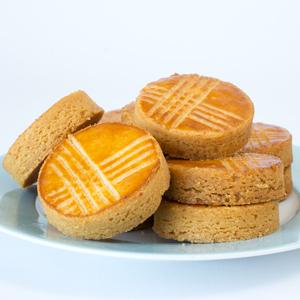 [食在品味] 環保包裝 布列塔尼酥餅(10片裝) - 蒔未法式鄉村甜點系列 金磚酥餅