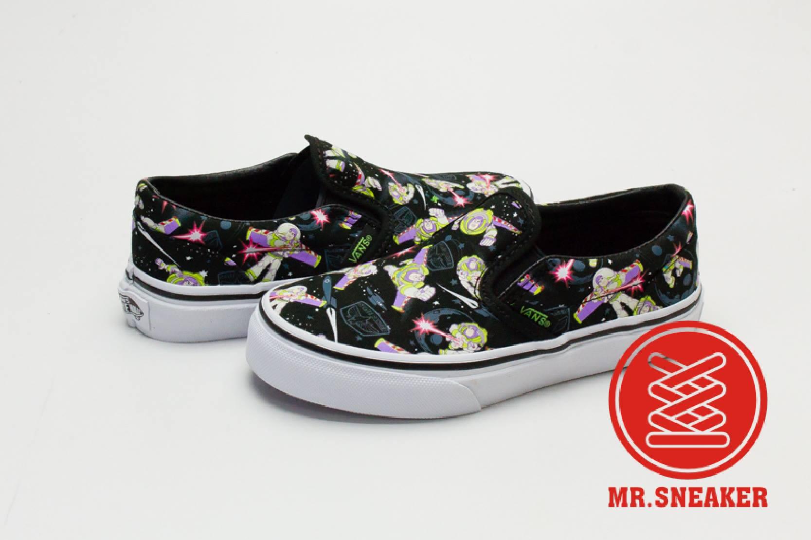 ☆Mr.Sneaker☆ VANS Slip-On Toy Story Kids 玩具總動員 童鞋