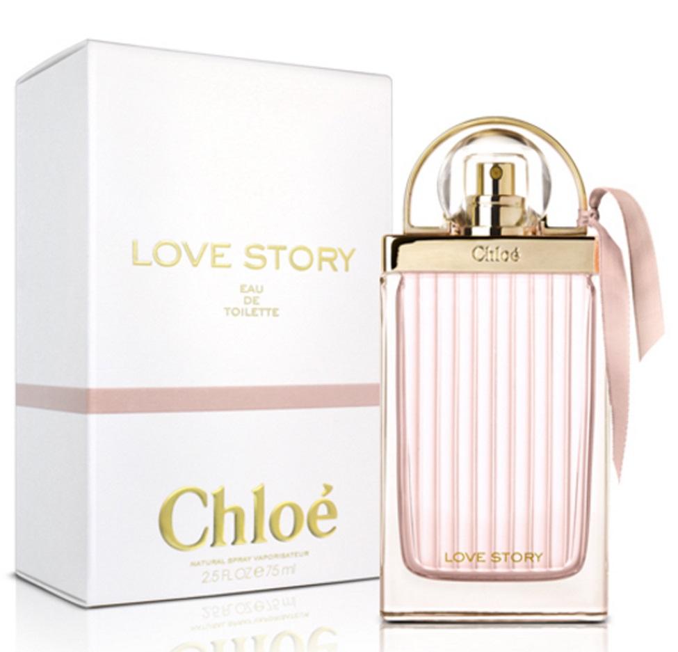 (單瓶免運)CHLOE Love Story 晨曦女性淡香水 75ML ☆真愛香水★