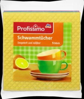 ❤ 德國空運 ❤ 廚房好物-海綿抹布 (一包5入)