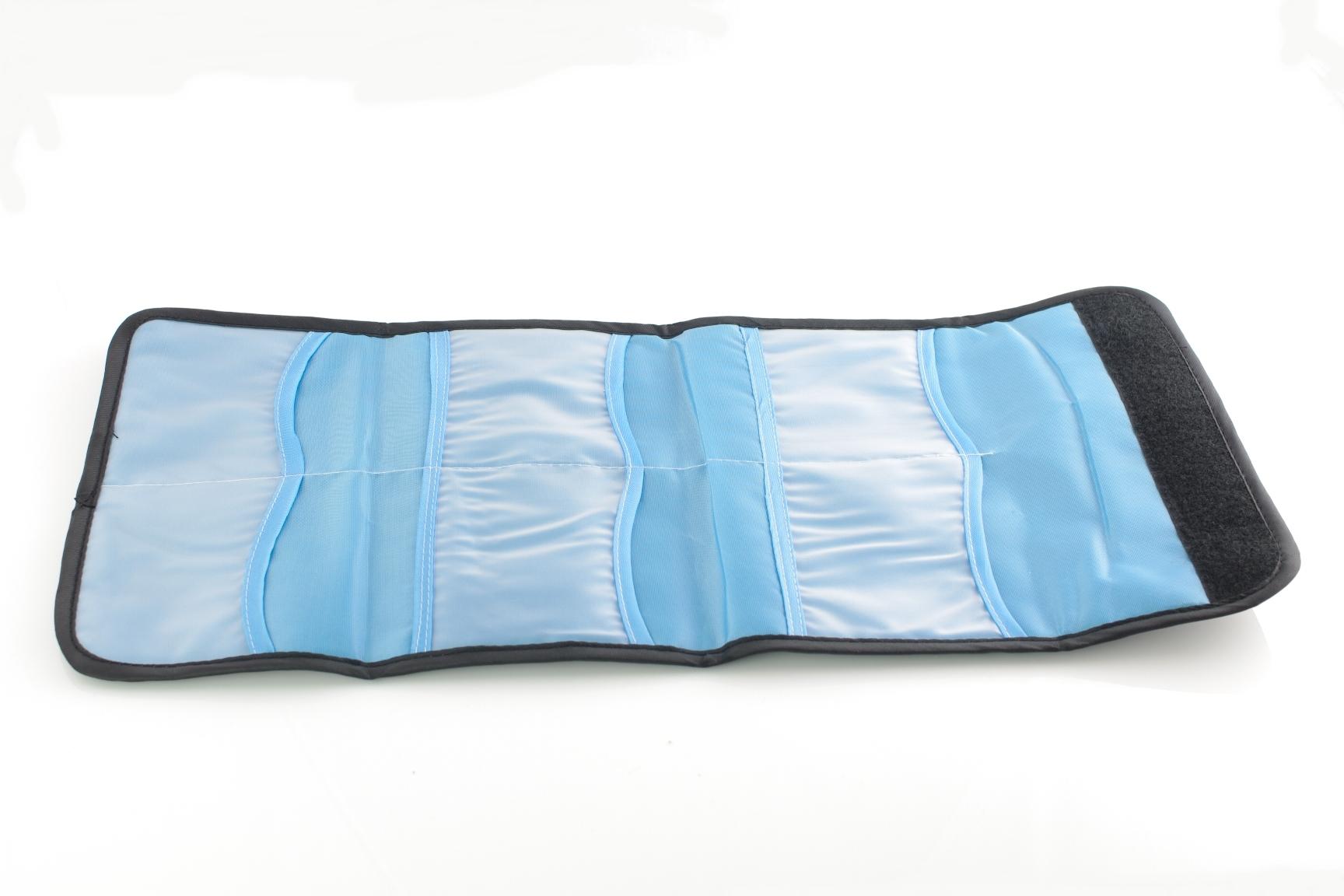 又敗家@六片裝MC-UV濾鏡包B款(6片裝,適CPL偏光鏡IR紅外線濾鏡可調ND濾鏡天光鏡星芒鏡)UV濾鏡袋MCUV保護鏡袋保護鏡包收納包收納袋