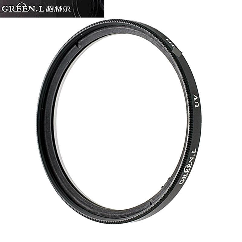 又敗家@格林爾Green.L非薄框43mm濾鏡(抗UV紫外線濾鏡UV鏡)43mm保護鏡UV濾鏡適Olympus ZD 25mm f2.8 PEN-F 38mm 40mm 70mm 100mm f1.4 f1.8 f3.5  Samsung NX 16mm F2.4 20mm 30mm F2.0