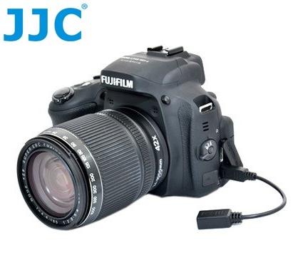 又敗家@JJC相機連接線Cable-K2R連接線適Fujifilm富士RR-80端子轉成RR-90快門線for X-Pro2,X-A3,X-A2,X-A1,X-A10,X-E2S,X-E2,X-M1,X-T2,X-T1 IR,X-T10, X-Q2,X-Q1,X70,X30,X100T,FinePix S1快門線連接線快門連接線快門端子連接線快門端子線cable線