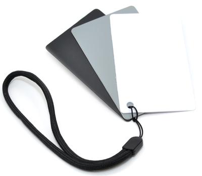 又敗家@JJC三合一灰卡+白平衡卡+黑卡(名片大小,3片裝3-in-1,可測光校正WB可搖黑卡降低反差)gray card類色溫卡,非Xrite color checker柯達灰卡,替代灰卡白卡珠珍板色溫片BaLens適NIKON CANON SONY