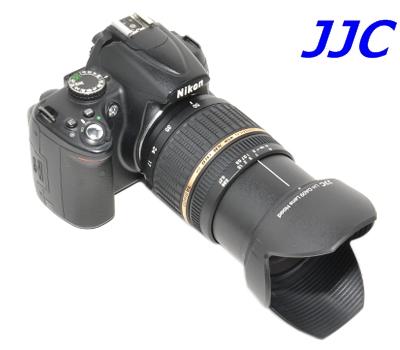 又敗家@JJC副廠A16 A009騰龍17-50mm 28-75mm f/2.8 XR Di LD Aspherical(IF)II DA09遮光罩(可反扣倒裝同原廠Tamron遮光罩)太陽罩遮陽罩LENS HOOD