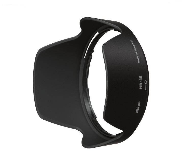 又敗家@正品原廠Nikon遮光罩HB-39遮光罩HB39,榮泰公司貨適AF-S尼康Nikkor 16-85mm f3.5-5.6G ED VR DX 18-300mmG f3.5-5.6 G kit鏡