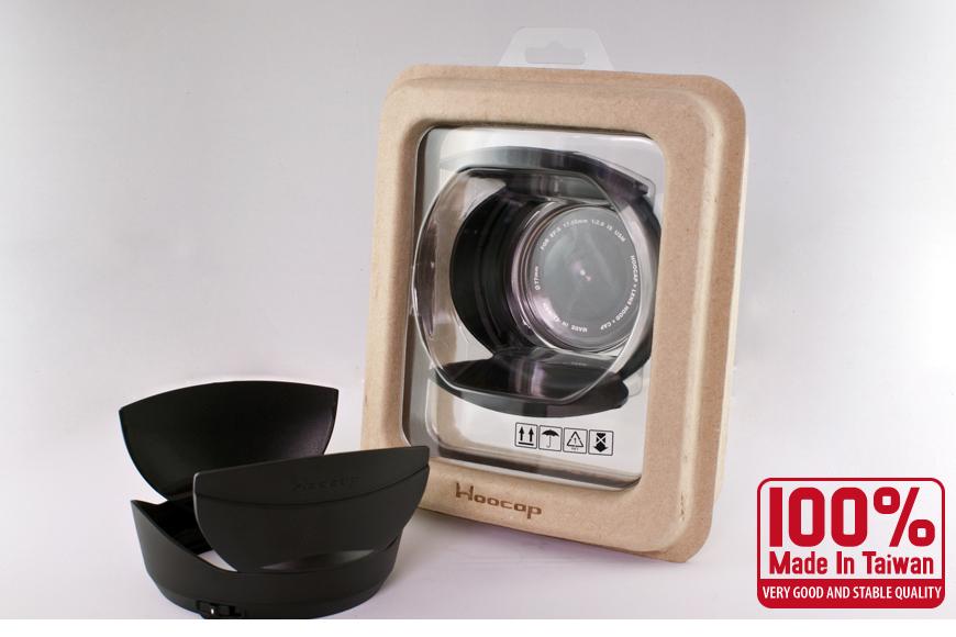 又敗家@台灣品牌HOOCAP半自動鏡頭蓋遮光罩R8277A(即原廠Canon遮光罩+E-77II鏡頭蓋減少耀光.保護鏡頭)相容Canon原廠遮光罩EW-83K遮陽罩EW-83L遮罩EW-83H太陽罩EW-83J遮光罩適EF 24mm F1.4L II USM 24-105mm F4L IS USM 24-70mm F/4L EF-S 17-55mm f2.8 f2.8L f/2.8 L f/4L