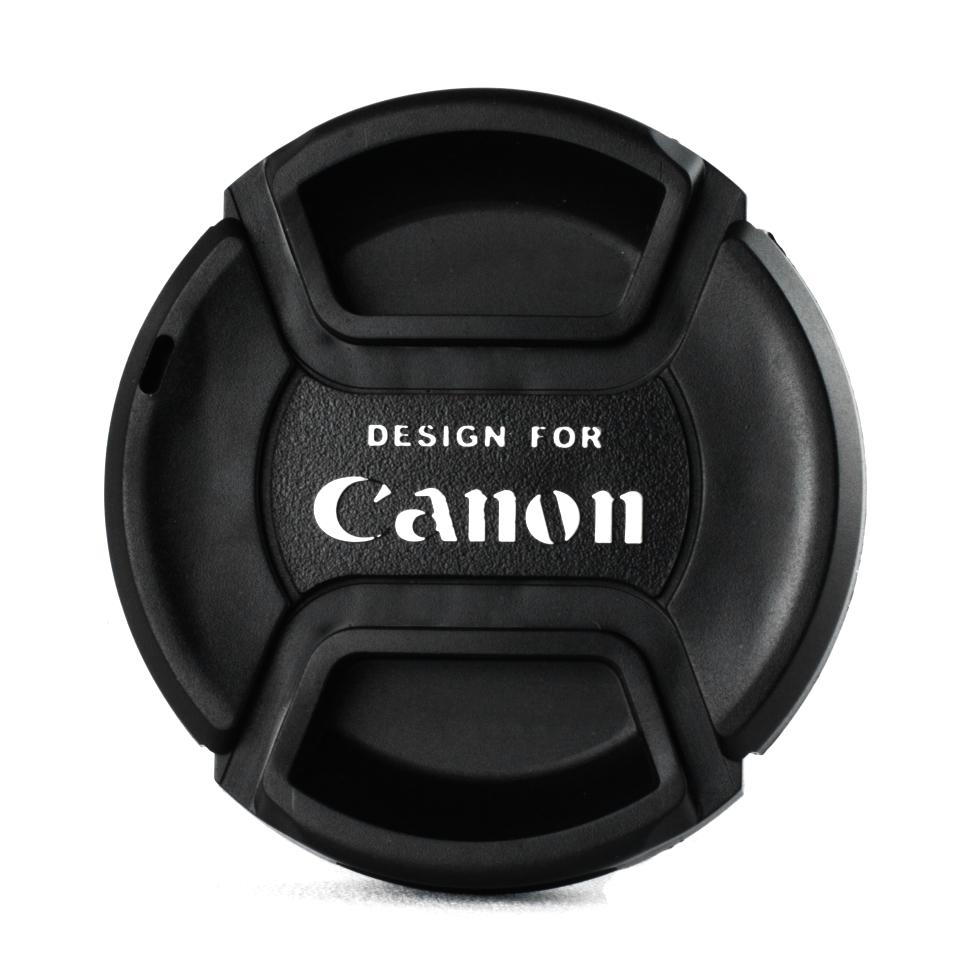 又敗家@佳能CANON鏡頭蓋C款58mm鏡頭蓋附繩(中捏鏡頭蓋,副廠鏡頭蓋非Canon原廠鏡頭蓋)58mm鏡頭前蓋67mm鏡前蓋58mm鏡蓋子58mm鏡頭保護蓋中扣快扣帶繩附孔繩防丟繩