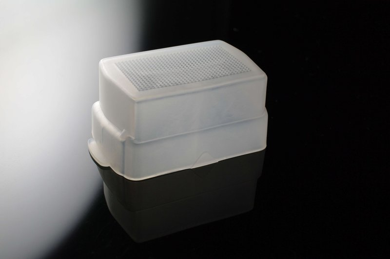 又敗家@uWinka副廠肥皂盒Nikon尼康SB800機頂閃燈肥皂盒(白色,相容NIKON原廠肥皂盒)亦適永諾Yongnuo YN-468 YN468閃光燈外閃方形柔光盒Diffuser柔光罩SB-800肥皂盒SB800肥皂盒SB-800柔光盒SB800柔光盒soft box