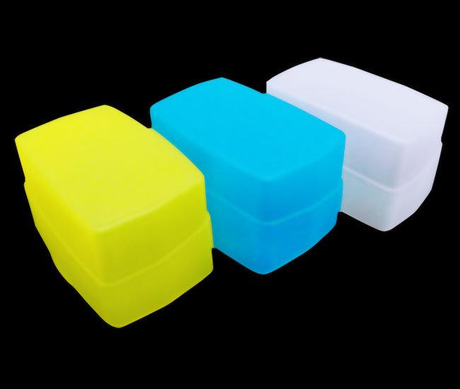 又敗家@ uWinka副廠SONY肥皂盒HVL-F43M肥皂盒HVL-F43AM肥皂盒HVL-F42AM肥皂盒HVL-F36AM肥皂盒(白藍黃三色,副廠肥皂盒,相容索尼正品SONY原廠肥皂盒)機頂閃燈柔光罩HVLF43AM外閃光燈柔光盒43閃肥皂盒36閃肥皂盒42閃肥皂盒