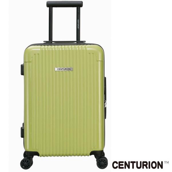 【CENTURION】美國百夫長29吋品牌經典行李箱(芥末黃)
