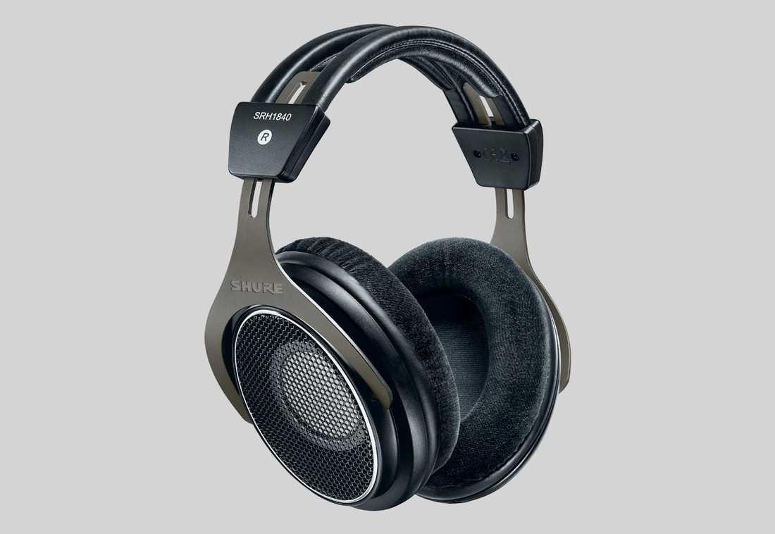 Shure SRH1840 SRH-1840 MMCX耳罩耳機 富銘公司貨