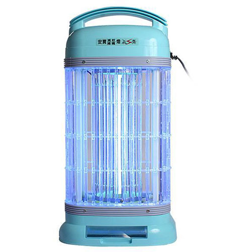 『安寶』☆15W捕蠅滅蚊燈 AB-9100A  **免運費**