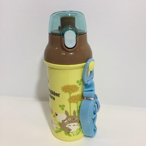 【百倉日本舖】日本製 龍貓與蒲公英水壺/兒童水壺/直飲式水壺