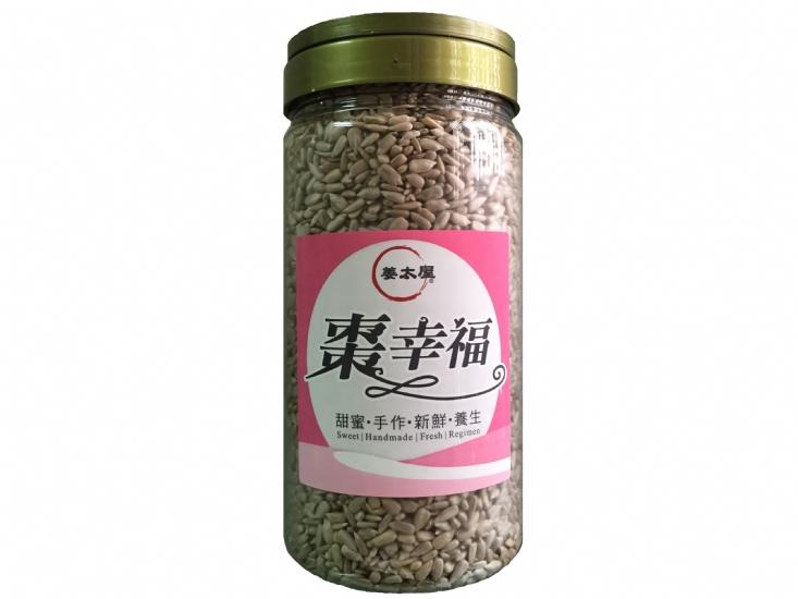 【姜太屋棗幸福工坊】原味葵瓜子 罐裝 / 袋裝