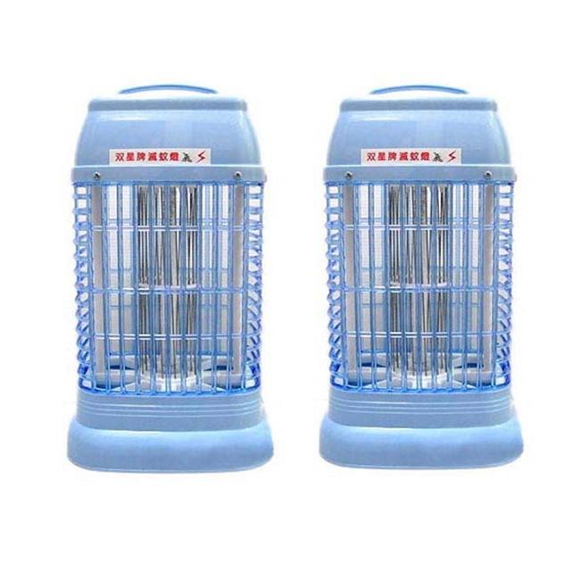 【雙星】6W電子捕蚊燈 TS-193(超值2入組)