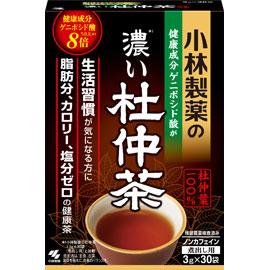【小林製藥】日本原裝進口加量款杜仲茶(30袋/盒)