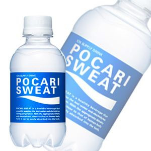 POCARI SWEAT寶礦力-迷你瓶 250ml