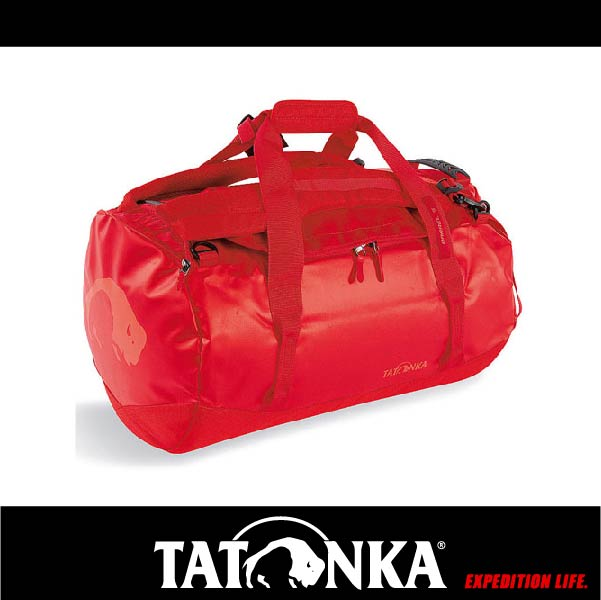 萬特戶外運動 TATONKA TTK1951-015 Barrel (S) 45公升 可提可背裝備袋 紅色