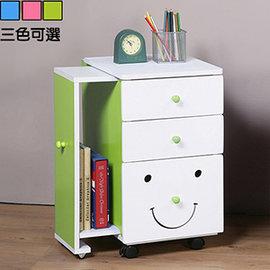 《C&B》創意小天才第五代MORE FUN可加寬三抽櫃.