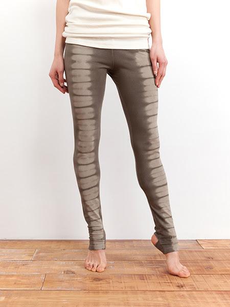 【Bali】有機棉波紋踩腳褲