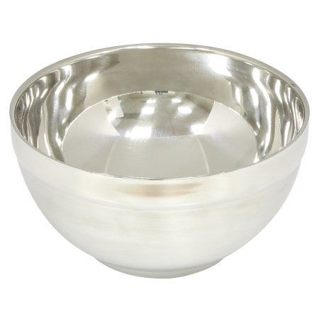 不鏽鋼隔熱碗 12cm