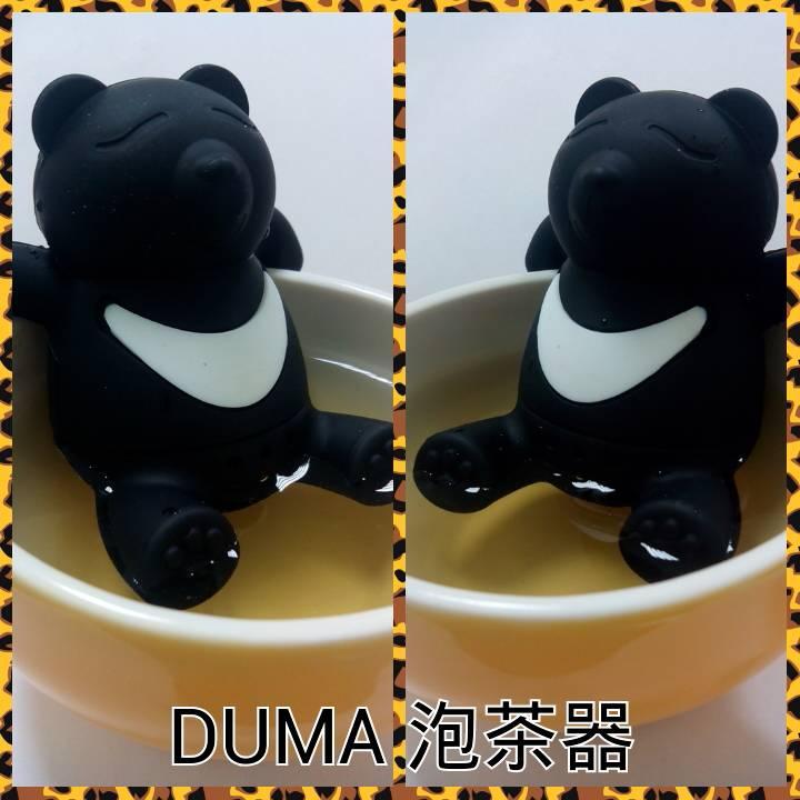台灣保育黑熊泡茶器