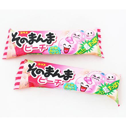 【敵富朗超巿】Coris 桃子口香糖
