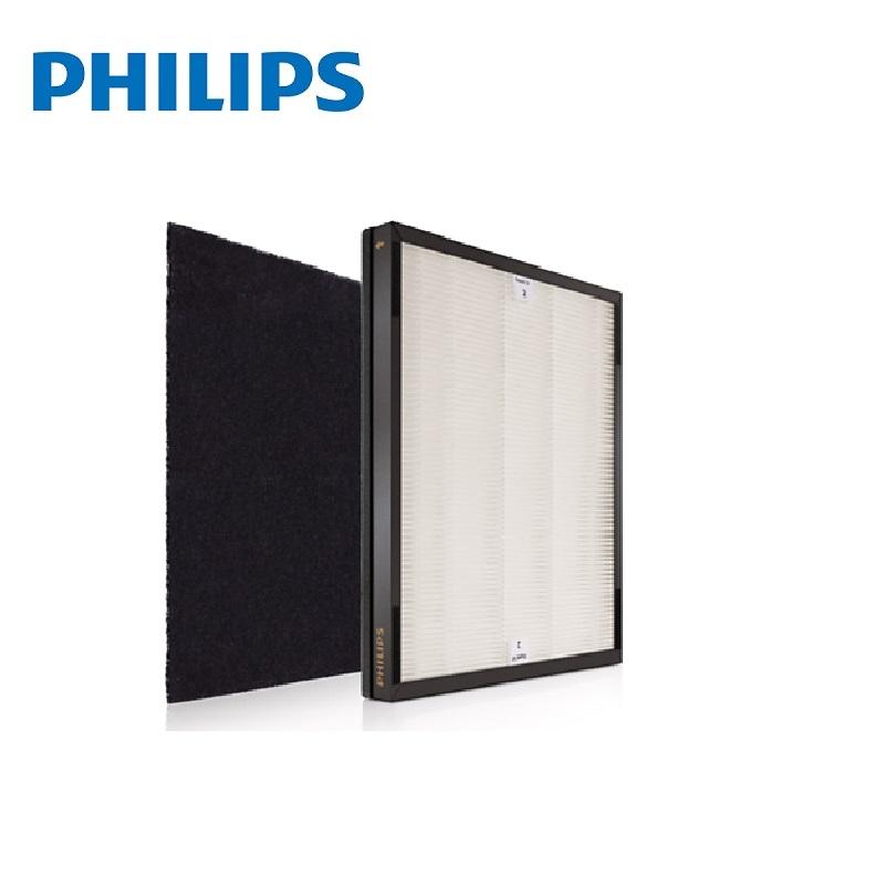 飛利浦 PHILIPS AC4001音悅樂眠空氣清淨機專用活性碳濾網+HEPA濾網(AC4120)