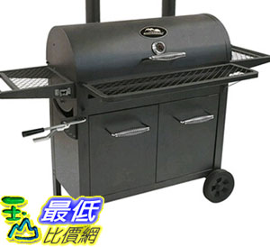 [COSCO代購 如果沒搶到鄭重道歉] Masterbuilt 大型木炭煙燻烤肉爐 _W610286