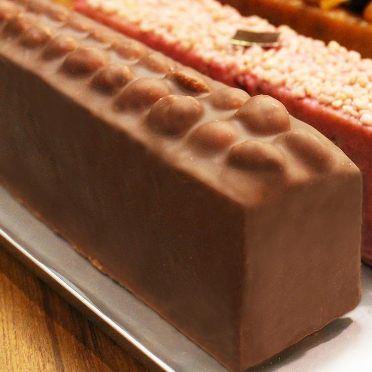 鹽之花夏威夷果旅人蛋糕 / 法國頂級鹽之花 / 帶著旅行鹹味磅蛋糕