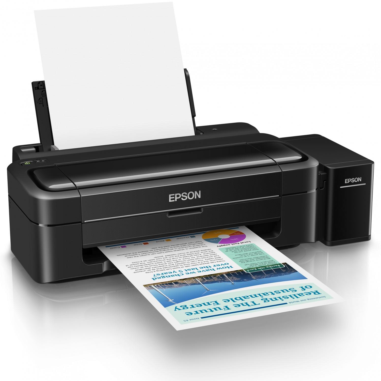 【歲末促銷*免運】EPSON L310 高速單功能連續供墨印表機*贈四色墨水一組+影印紙1包*L120/L220/L360/L380/L365/L385/L455/L485