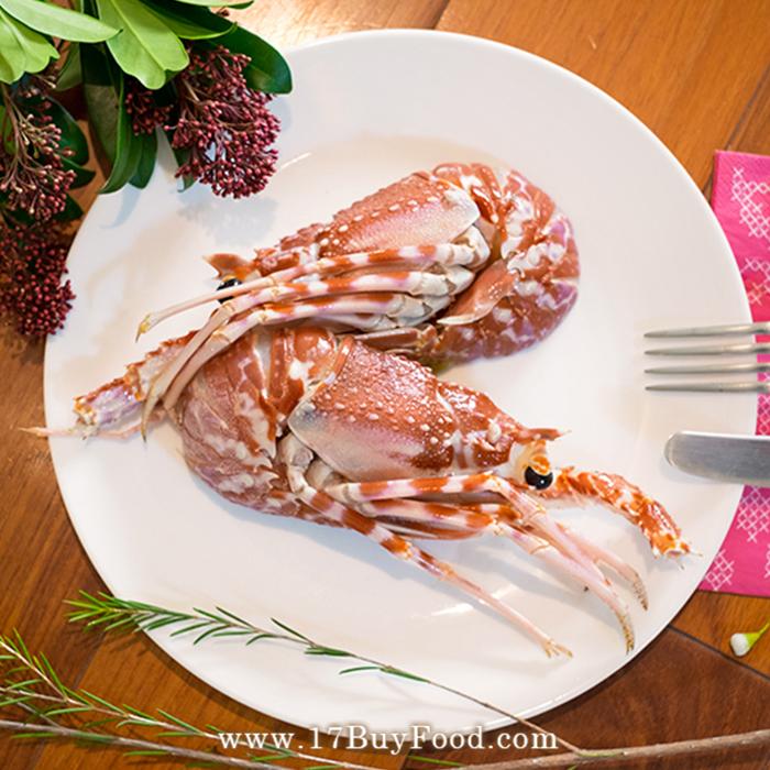 浪漫玫瑰龍蝦