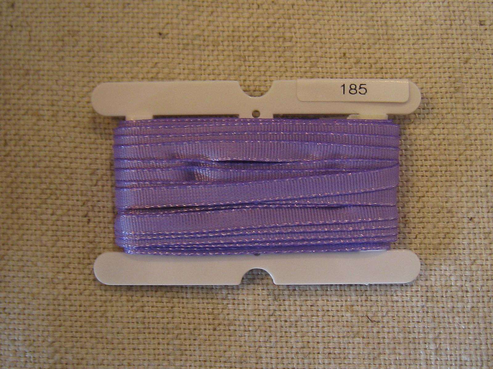 Petals緞帶刺繡- 橫紋帶 3.5mm (十九色)