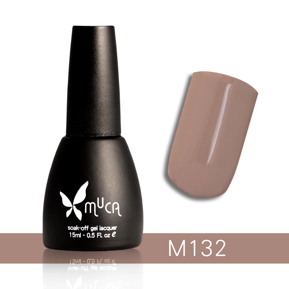Muca沐卡 即期光撩凝膠指甲油 M132(15ml)
