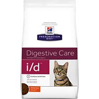 Hill's希爾思處方飼料│貓用i/d 貓ID 消化道處方 促進消化機能健康 4LB/4磅  (似皇家處方GI32)