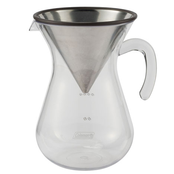 【鄉野情戶外用品店】 Coleman |美國| 手沖濾式咖啡器具組/CM-26782M000