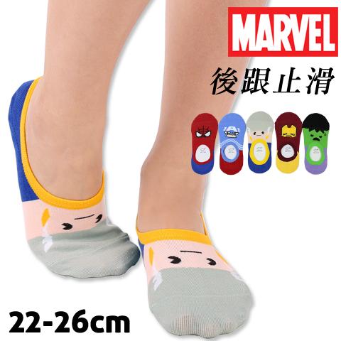 【esoxshop】矽膠止滑襪套 角色多款 台灣製 MARVEL 漫威